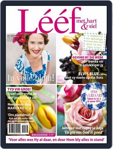 Lééf (Digital) October 1st, 2016 Issue Cover