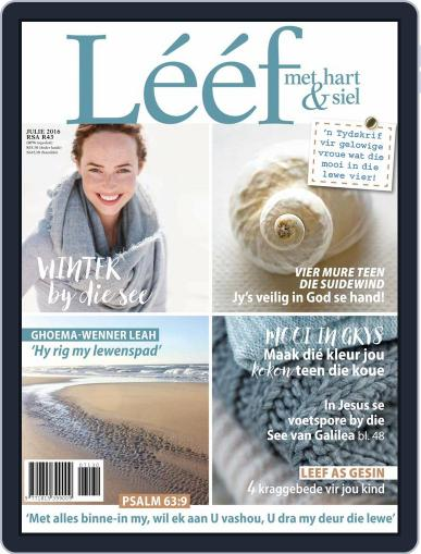 Lééf (Digital) June 13th, 2016 Issue Cover