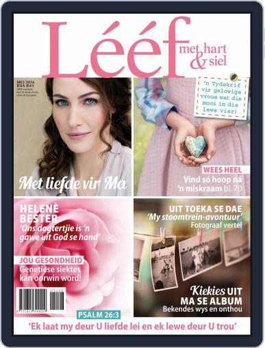 Lééf (Digital) April 18th, 2016 Issue Cover