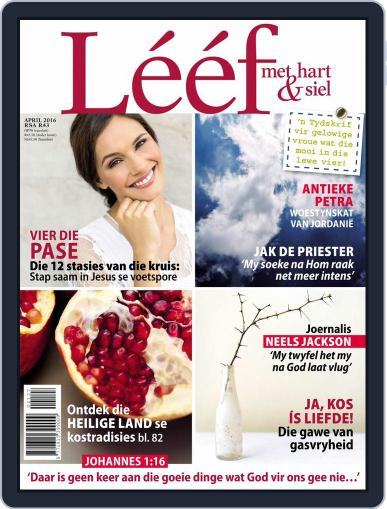 Lééf (Digital) March 14th, 2016 Issue Cover