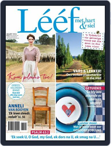 Lééf (Digital) February 15th, 2016 Issue Cover