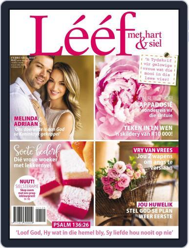 Lééf (Digital) February 1st, 2016 Issue Cover