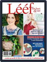 Lééf (Digital) Subscription December 1st, 2015 Issue