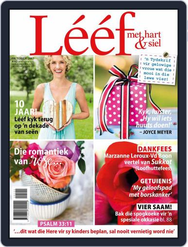 Lééf (Digital) October 1st, 2015 Issue Cover