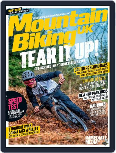 Mountain Biking UK May 1st, 2020 Digital Back Issue Cover