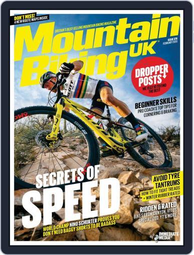 Mountain Biking UK (Digital) February 1st, 2020 Issue Cover