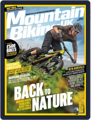 Mountain Biking UK (Digital) January 1st, 2020 Issue Cover