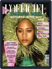Fashion Week (Digital) Subscription April 1st, 2017 Issue