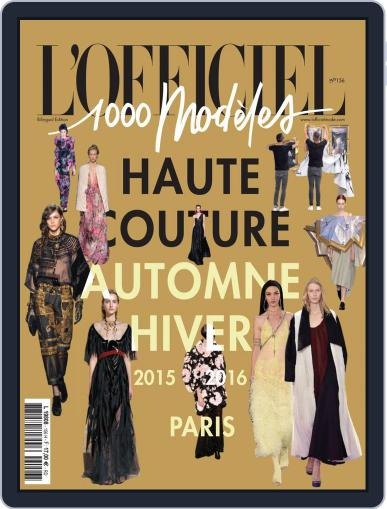 Fashion Week August 1st, 2015 Digital Back Issue Cover