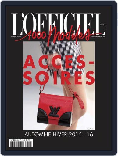 Fashion Week June 26th, 2015 Digital Back Issue Cover