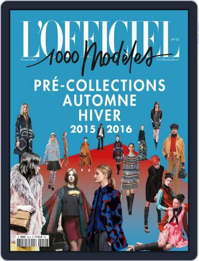 Fashion Week March 10th, 2015 Digital Back Issue Cover