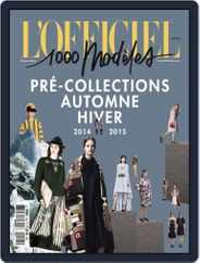 Fashion Week (Digital) Subscription March 28th, 2014 Issue