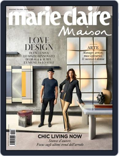 Marie Claire Maison Italia June 1st, 2020 Digital Back Issue Cover