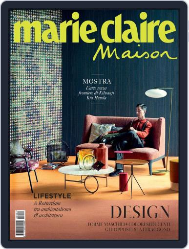 Marie Claire Maison Italia February 1st, 2020 Digital Back Issue Cover