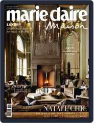 Marie Claire Maison Italia (Digital) Subscription December 1st, 2017 Issue