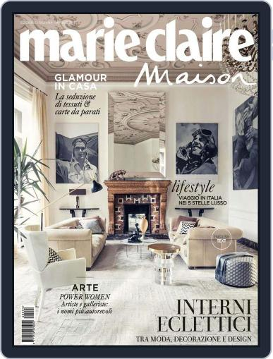 Marie Claire Maison Italia April 11th, 2016 Digital Back Issue Cover