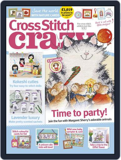 Cross Stitch Crazy (Digital) May 1st, 2020 Issue Cover