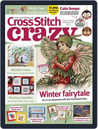 Cross Stitch Crazy (Digital) January 1st, 2020 Issue Cover