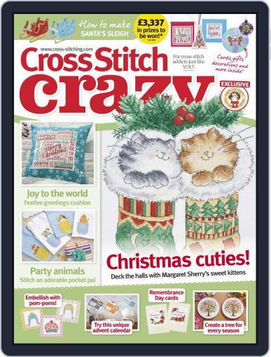 Cross Stitch Crazy (Digital) November 1st, 2019 Issue Cover