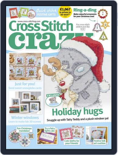 Cross Stitch Crazy (Digital) September 11th, 2019 Issue Cover