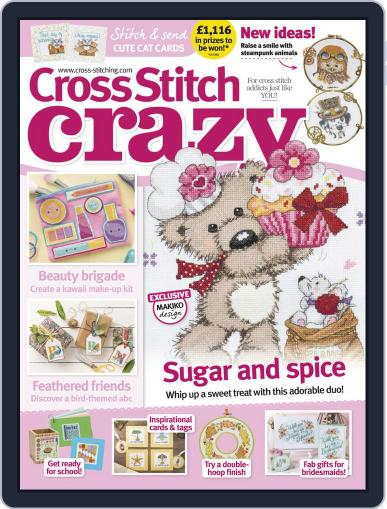 Cross Stitch Crazy (Digital) September 1st, 2019 Issue Cover