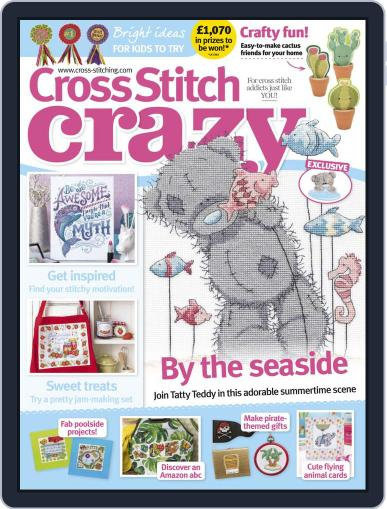 Cross Stitch Crazy (Digital) July 1st, 2019 Issue Cover