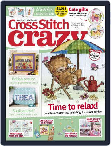 Cross Stitch Crazy (Digital) June 1st, 2019 Issue Cover