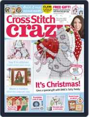 Cross Stitch Crazy (Digital) Subscription September 18th, 2017 Issue