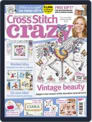 Cross Stitch Crazy (Digital) Subscription February 18th, 2016 Issue