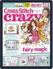 Cross Stitch Crazy (Digital) Subscription July 31st, 2015 Issue