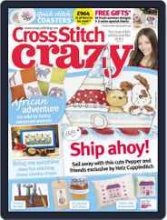 Cross Stitch Crazy (Digital) Subscription April 16th, 2014 Issue
