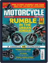 Motorcycle Sport & Leisure (Digital) Subscription July 1st, 2020 Issue
