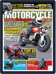 Motorcycle Sport & Leisure (Digital) Subscription January 1st, 2020 Issue