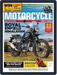 Motorcycle Sport & Leisure (Digital) Subscription November 1st, 2019 Issue