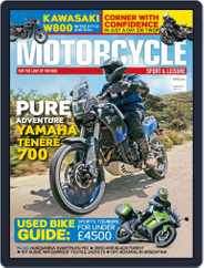 Motorcycle Sport & Leisure (Digital) Subscription August 1st, 2019 Issue