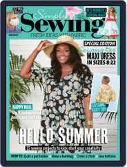 Simply Sewing (Digital) Subscription July 1st, 2020 Issue