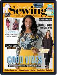Simply Sewing (Digital) Subscription March 1st, 2020 Issue