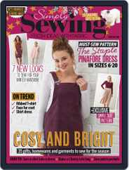 Simply Sewing (Digital) Subscription September 7th, 2019 Issue