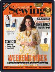 Simply Sewing (Digital) Subscription September 5th, 2019 Issue
