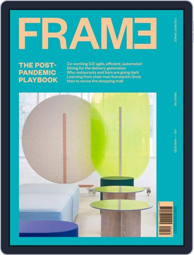 Frame (Digital) July 1st, 2020 Issue Cover