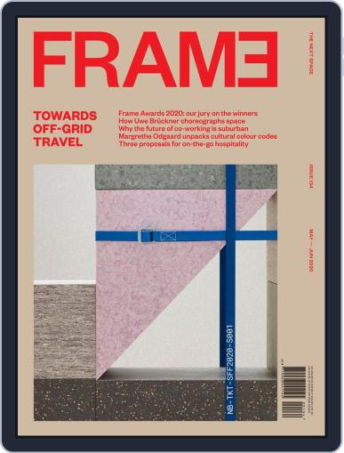 Frame (Digital) May 1st, 2020 Issue Cover