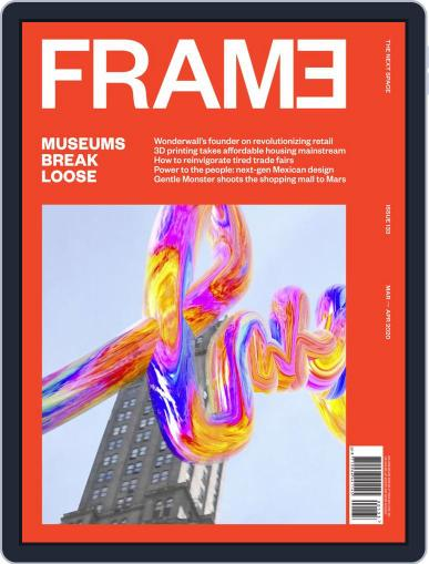 Frame (Digital) March 1st, 2020 Issue Cover