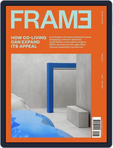 Frame (Digital) November 1st, 2019 Issue Cover