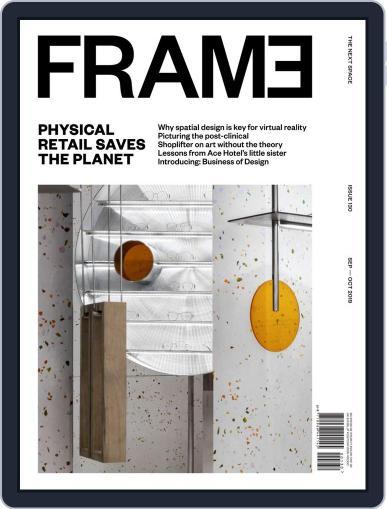 Frame (Digital) September 1st, 2019 Issue Cover