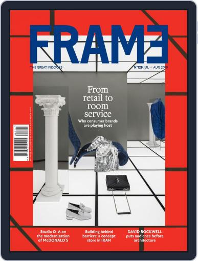 Frame (Digital) July 1st, 2019 Issue Cover