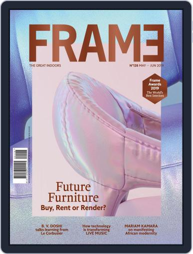 Frame (Digital) May 1st, 2019 Issue Cover