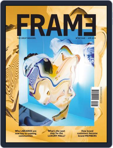 Frame (Digital) March 1st, 2019 Issue Cover