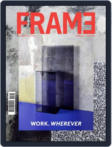 Frame (Digital) July 1st, 2018 Issue Cover