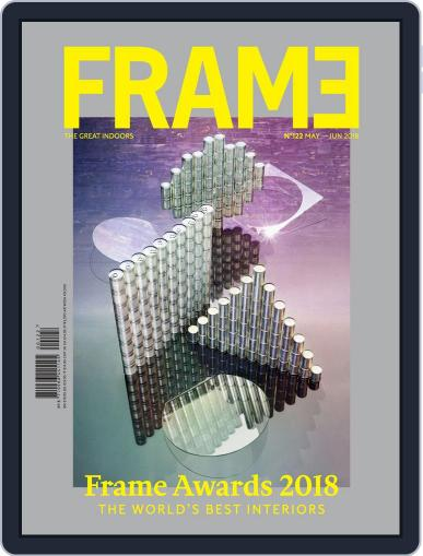 Frame (Digital) May 1st, 2018 Issue Cover