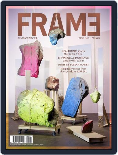 Frame (Digital) March 1st, 2018 Issue Cover